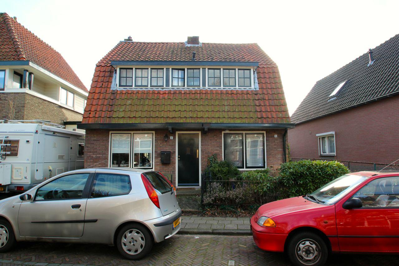 Burgemeester Penstraat, Baarn