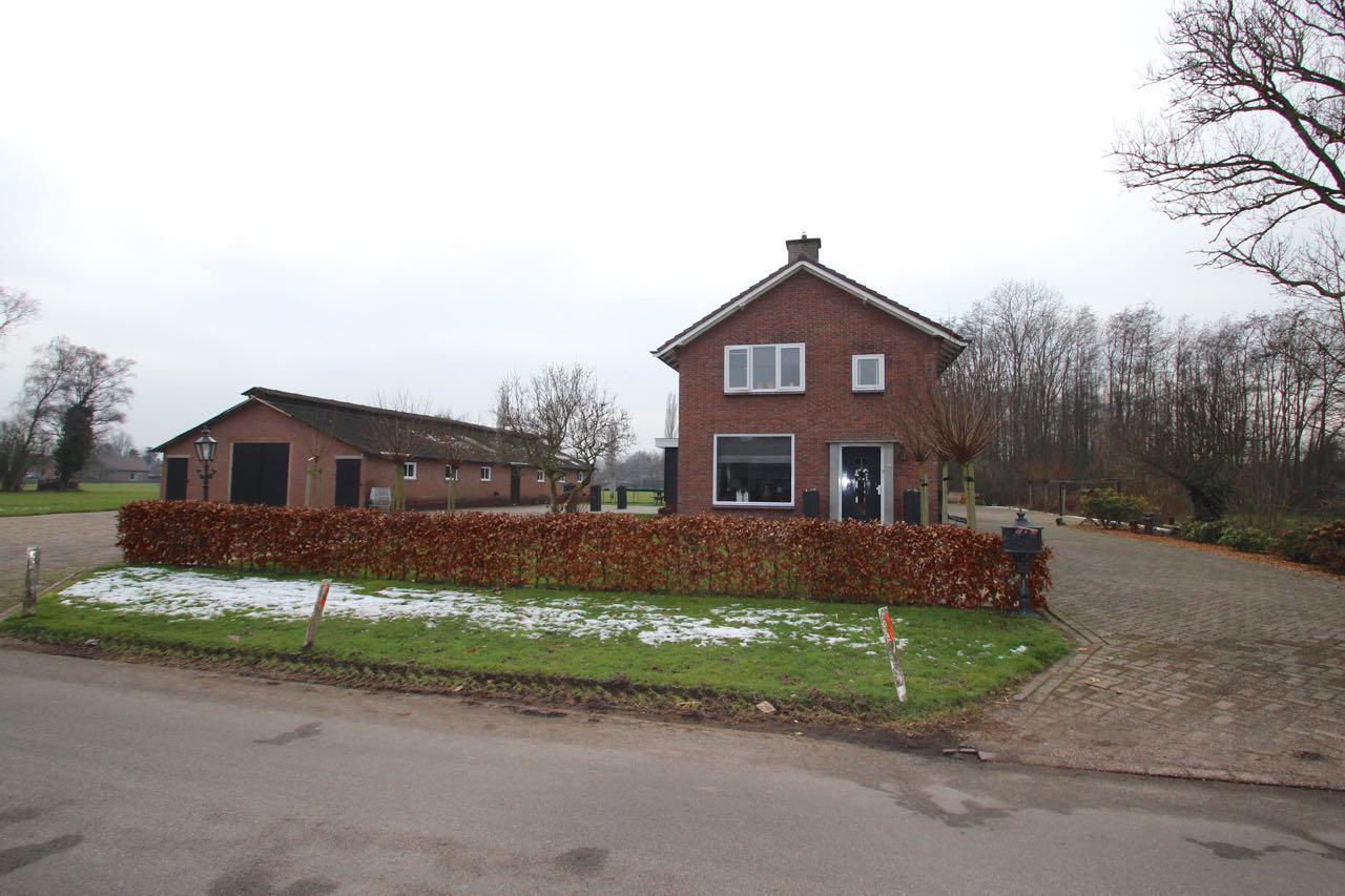 Vossenweg, Zwartebroek