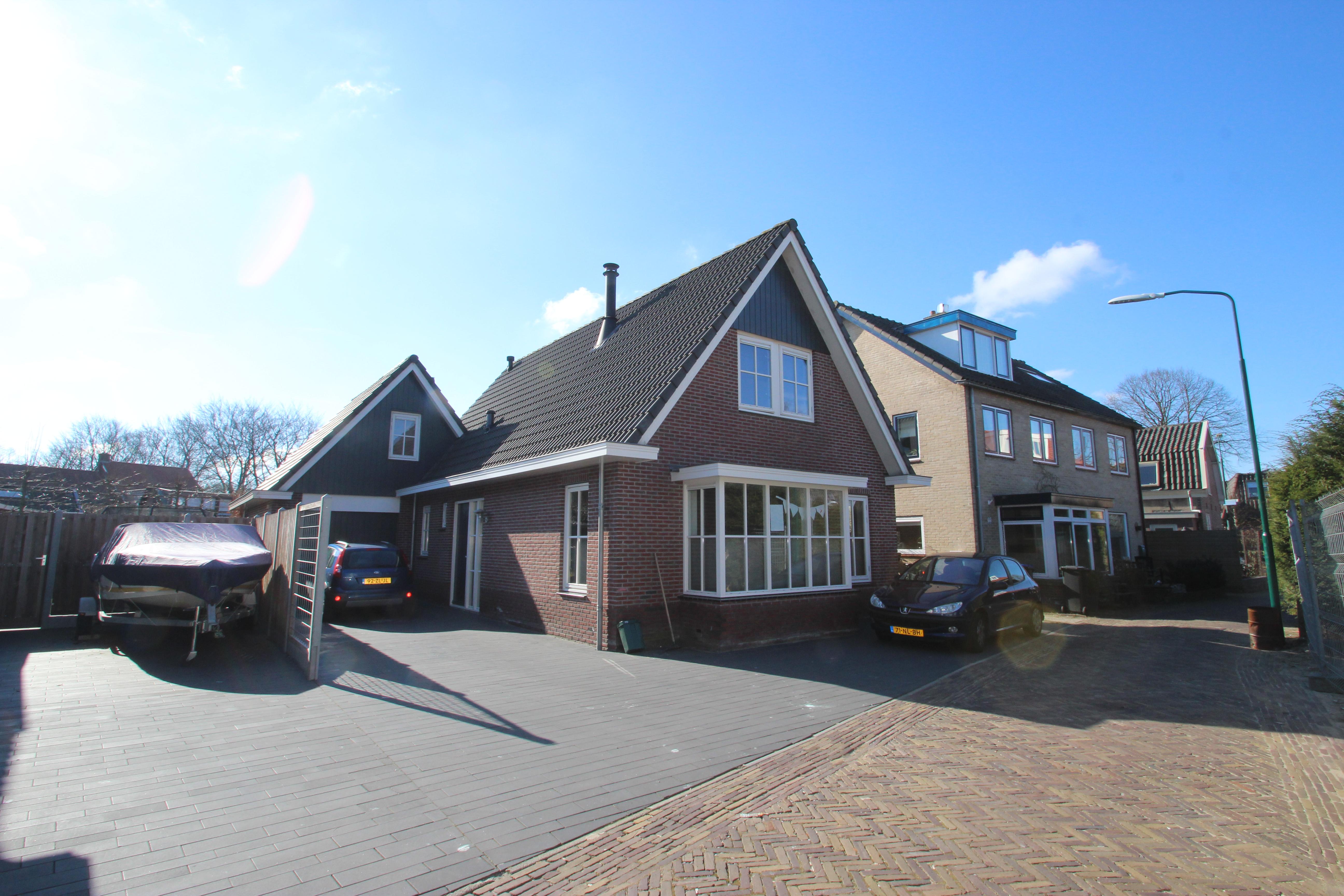 Oosterstraat, Baarn
