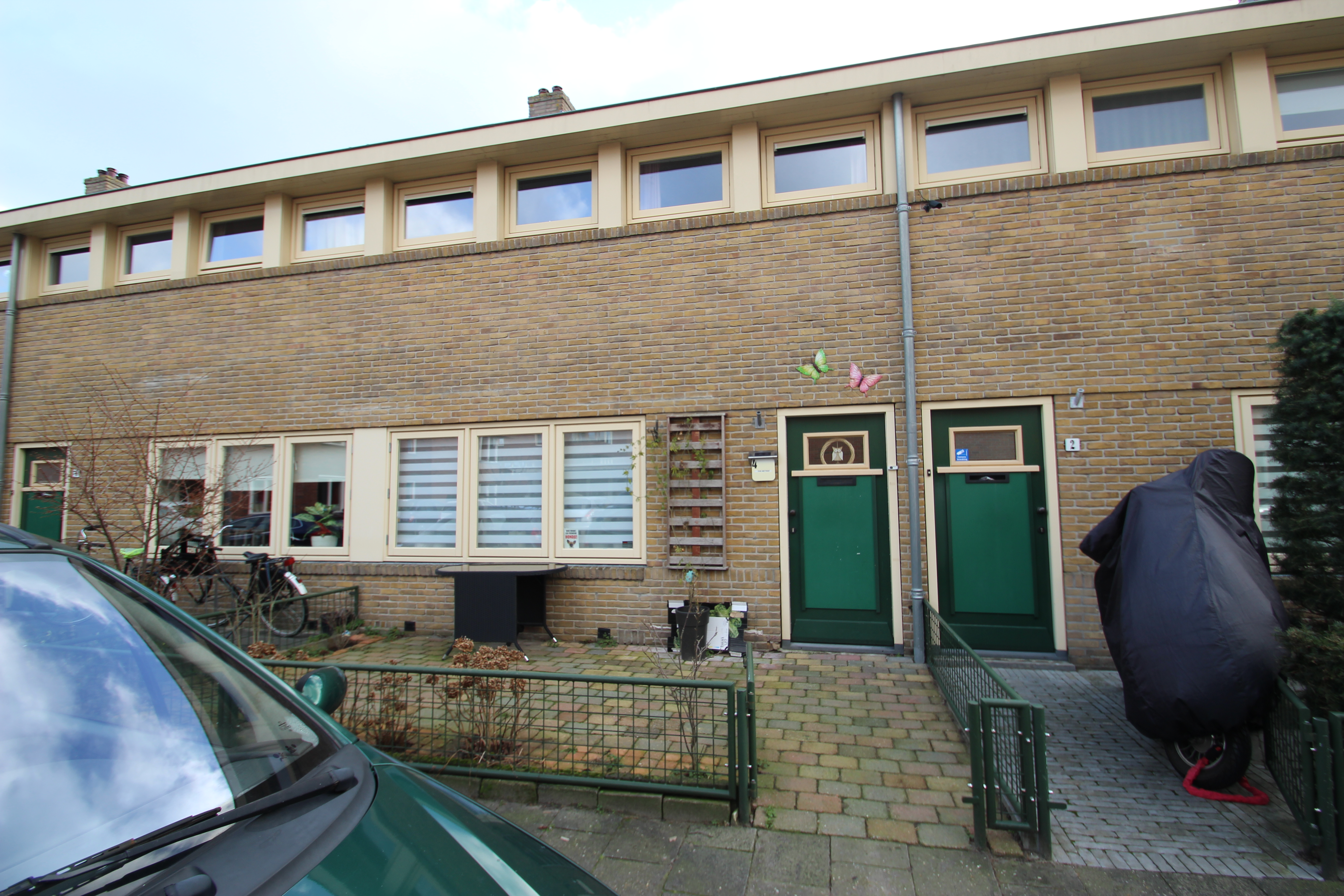 Eksterstraat, Hilversum